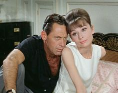 Audrey Hepburn and William Holden in Paris When It Sizzles, 1964 Golden Age Of Hollywood, Vintage Hollywood, Hollywood Stars, Classic Hollywood, Audrey Hepburn Movies, Audrey Hepburn Born, British Actresses, Hollywood Actresses, Tony Curtis