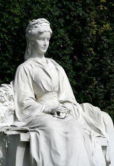 Kaiserin-Elisabeth-Denkmal, Volksgarten Wien 2008 e - Volksgarten, Vienna - Wikipedia