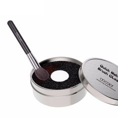 Item specifics Brand Name:WCL Item Type:Makeup Brush Handle Material:Metal Brush Material:Sponge Size:8*3cm Quantity:1PCS Used With:Sets & Kits Usage:brush