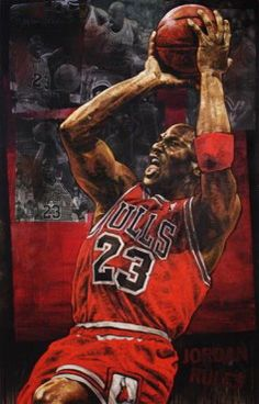 Michael Jordan | Stephen Holland #stephenholland