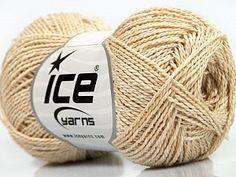 Rich Cotton Creme melange  Fasergehalt 97% Baumwolle, 3% Polyamid, Brand ICE, Cream melange, fnt2-38526