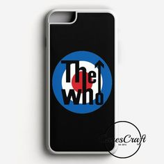 The Who Roger Daltrey English Rock Band iPhone 7 Case | casescraft