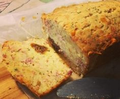 French Savory Cake