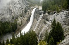 Image result for Nevada Fall