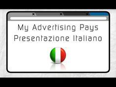 My Advertising Pays Presentazione [Italiano Italian] http://map-team.de/italia/