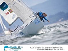 ESPAÑA: Platu 25 World Championship 2013,
