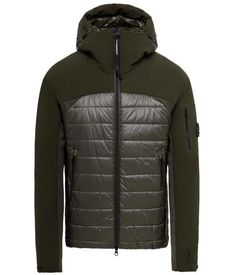 £425 C.P. Company Pro-Tek Puffa Down Lens Jacket in Night Olive (922) | eBay Outdoor Wear, Pique Polo Shirt, Short Sleeves, Long Sleeve, Trouser Pants, Dark Denim, Emporio Armani, Lens, Winter Jackets