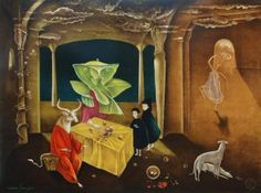 Leonora Carrington - pinturas (15)