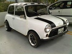 1980 English 1000cc Mini Austin
