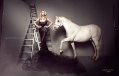 www.pegasebuzz.com/leblog | Equestrian Photography : Kristian Schuller for Veronica Ferres