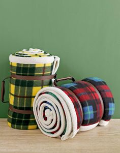 Plaid Accessories - Plaid Furniture - Country Living