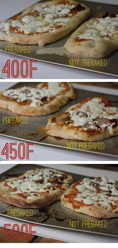 How to make your own frozen pizza: my tried and tested method