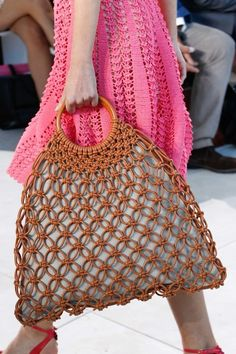 The best bags from the spring/summer '17 shows - Vogue Australia