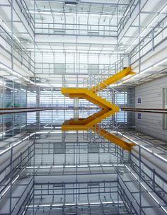 MODSIM @ Middle East Technical University in Ankara, Turkey by Yazgan Design Architecture.