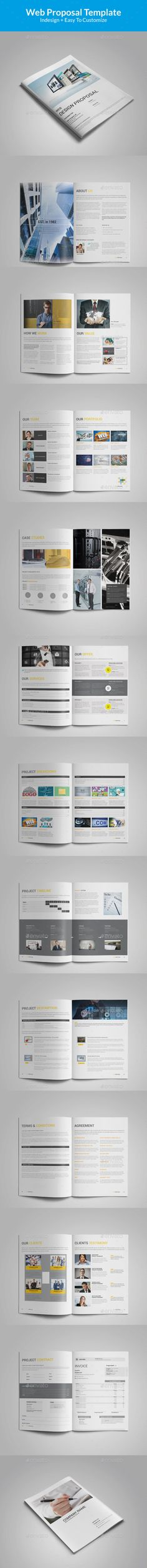 agency proposal template%0A Sparrow  Creative Agency Proposal Template   Proposals  Stationery and  Templates