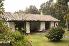 Hacienda Veracruz - Andalucía - Turismo en Casas y Fincas Villas, Gazebo, Bbq, Outdoor Structures, Cabin, House Styles, Home Decor, Log Cabin Houses, Rustic Homes