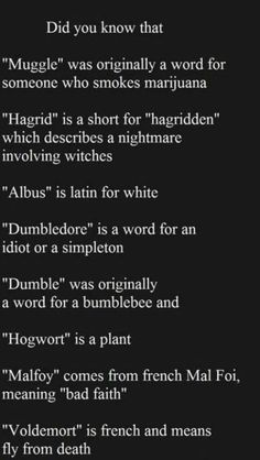 Haha! Dumbledore's a white simpleton!