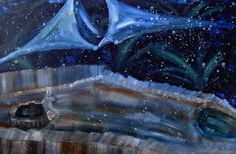 "Saatchi Art Artist Min Zou; Painting, ""Hand in Hand--SOLD"" #art"