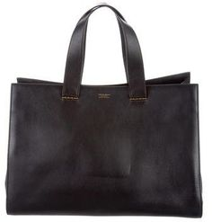 Giorgio Armani Smooth Leather Tote   http://shopstyle.it/l/bO7d