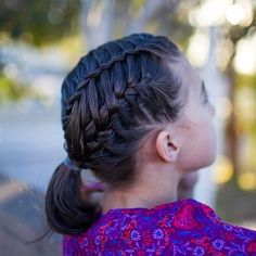 Surprising Top 100 Prom Hairstyles Photos This Girl Has Hair For Days See Hairstyles For Women Draintrainus