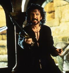 Alan Rickman as the Sheriff of Nottingham in Robin Hood: Prince of Thieves (1991)