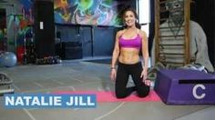 Natalie Jill - YouTube #youtube #video #tricep #upperbody #muscle #tone #tonemyarms #getridofflappyarms #flappyarms #armworkout #arms #nicearms #strongarms #women #fitspo #fitness #weightloss #fatloss