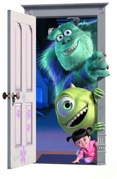 Wallpaper Iphone Love, Disney Phone Wallpaper, Cartoon Wallpaper, Monsters Ink, Disney Monsters, Monster Company, Disney Characters Pictures, Monster Inc Costumes, Character Wallpaper