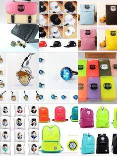 EXO Merchandise, I want the iPhone Cases and the Hats! Tvxq, Btob, Kpop Fashion, Fandom Fashion, Korean Fashion, K Pop, Exo Merch, Ailee, Band Merch