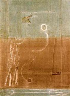 Aubade by Mark Rothko 1944 Surrealism