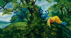 vrindavan forest - Google Search