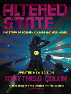 Everybody needs a history. This is a great walk-through of the sub-culture life that led to both the explosion of drug-use among party-goers, as well as the influences and party scenes that created the fundamentals for the electronic music scenes. The beauty of the book is in the intertwined story-lines of the drug use and electronic music culture.