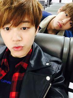 BTS Jimin & V