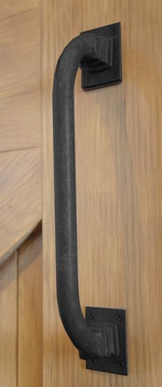 Black Barn door Handle