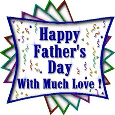 TO ALL THE FATHERS AROUND THE WORLD