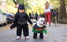 How cute is this little and his pal? They even have the same expression!