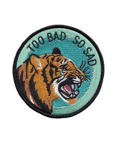Too Bad Patch – Strange Ways