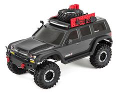 Redcat Racing EVEREST GEN7 PRO 1/10 SCALE Crawler - Newest  -Black Color - RTR  #RedcatRacing