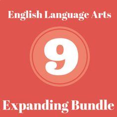9th Grade English Expanding Bundle Reading Resources, Teacher Resources, Teaching Ideas, High School Literature, American Literature, 9th Grade English, Ap English, Teacher Helper, Teacher Lesson Plans