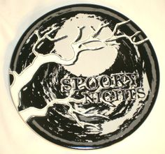 Halloween Plates