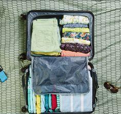 10 tips om je koffer handig in te pakken