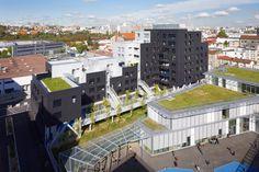 Gallery of Social Housing /Atelier du Pont - 2