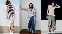 5 Rising Designers Every Fashion Girl Loves - Star Style PH Star Fashion, Girl Fashion, Philippines Fashion, Young Designers, Love Stars, Capri Pants, Couture, Collection, Style