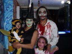 la familia que asusta!!jejeje