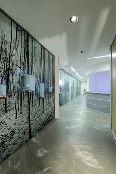 Love the floors for a dental office!!