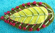 wool stitching