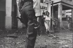 Danny Lyon, Haiti. 1987.
