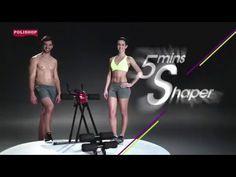 Aparelho De Ginástica 5 Minutes Shaper - YouTube