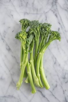What's the Difference Between Broccoli, Broccolini, Broccoli Rabe, and Chinese Broccoli? — Vegetable Intelligence