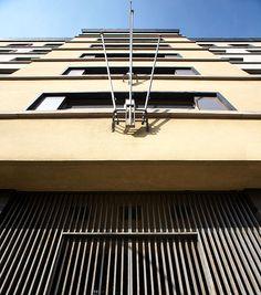 "Palazzo per uffici ""Gualino"", Gino Levi Montalcini, Giuseppe Pagano Pogatschnig. © Angelo Morelli Angelo"