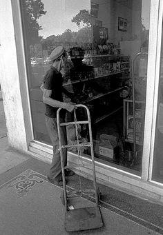 O MERCADO Havana-Cuba 1997 Fotografia p&b 40x60cm